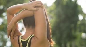肩甲骨を動かしてバストアップしよう!ダイエットにも効果的